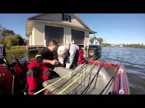 Fall Fishing Lake Guntersville. Nov. 2, 2014