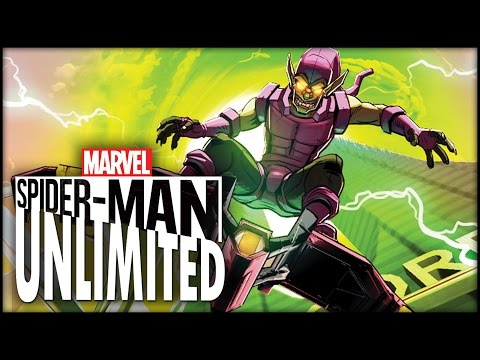 Spider-man Unlimited - Green Goblin Takedown! video