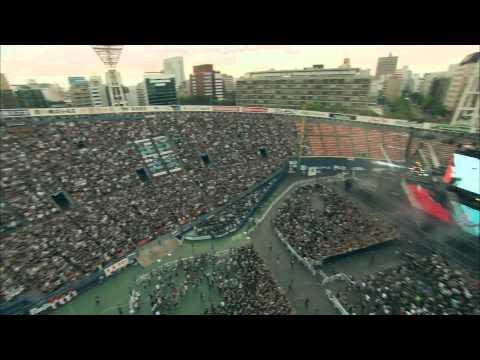 "【HD】ONE OK ROCK - Deeper Deeper ""Mighty Long Fall at Yokohama Stadium"" LIVE"