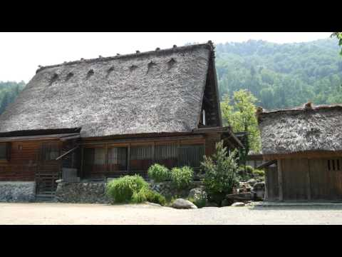 Shirakawa Village World Heritage Shirakawa-go, Japan