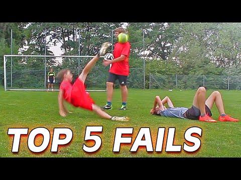 TOP 5 Soccer Football Fails I WEEK #08 2014