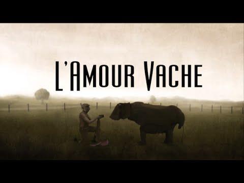 """L'Amour Vache"""" ESRA 3D"""