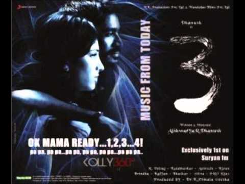 3 Tamil Movie Songs 05- A Life Full Of Love Theme Music FiRsT...