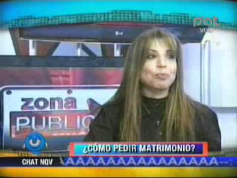 COMO PEDIR MATRIMONIO SEGUN MARTIN SOTOMAYOR DE ZONA PUBLICA 03-10-2011 @ NQV PAT - BOLIVIA