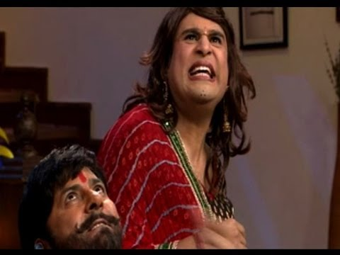 Screen Awards : Sudesh And Krishna Comic Act video