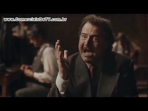 Posto Ipiranga - Mafiosos - Comercial de TV