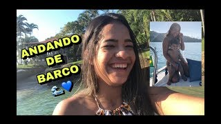 PASSEIO  DE BARCO + CONHECENDO AS ILHAS DE PARATY RJ parte 02