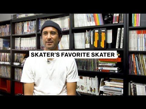 Skater's Favorite Skater: Chad Tim Tim