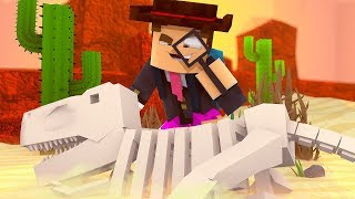 Minecraft: FOSSIL DE DINOSSAURO ! - ARK CRAFT Ep.1  ‹ LOKI ›