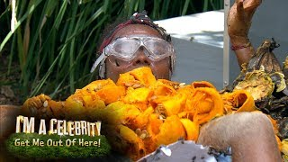 Gore Seasons Pizza Is History in the Baking for Fleur | I'm a Celebrity... Get Me Out of Here!