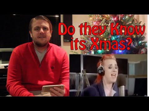 Band Aid - Do They Know it's Christmas (1984) Reaction! MP3