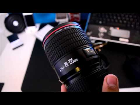 Unboxing: Lens Mug