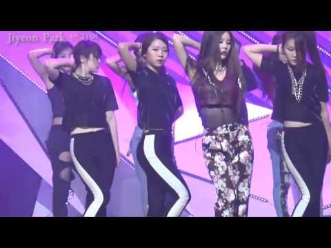 T ARA M!Countdown Sugar Free Jiyeon Vers