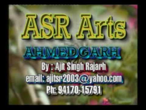 Yeh Teri Aankhein Jhuki Jhuki remix ASR ARTS