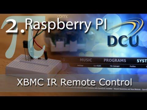 Raspberry PI: XBMC Home Medi