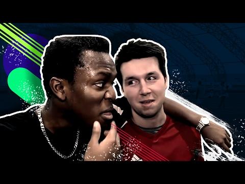 KSI v CALLUX – YouTuber's 6-a-side Match /Football #TEAMKSI v #TEAMCALLUX
