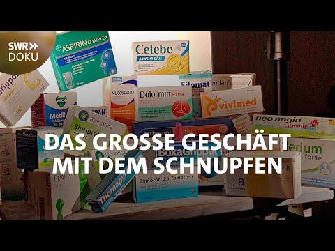 Das große Geschäft mit dem Schnupfen - Helfen Medikamente wirklich? | SWR Doku