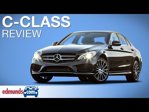 2015 Mercedes-Benz C-Class Video Review