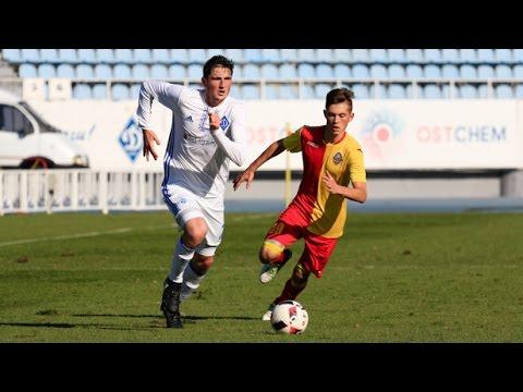 U-19. ДИНАМО - Зірка 1:0. Огляд матчу