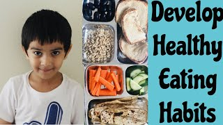 20 TIPS FOR KIDS TO DEVELOP HEALTHY EATING HABITS | How to make PICKY EATER KIDS eat healthy food