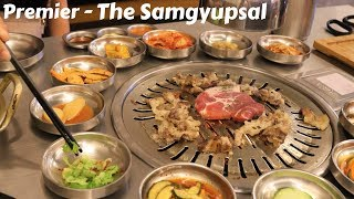 Premier The Samgyupsal: Charcoal Grilled - Korean Restaurant Philippines