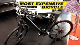 MERCEDES BICYCLE | Most expensive Bike 🔥🔥🔥