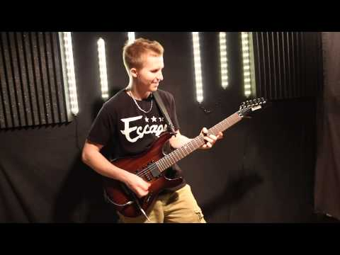 White Washed & Marianas Trench - August Burns Red - Cole Rolland [Guitar Cover] HD