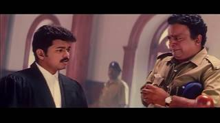 இளையதளபதி விஜய் court scene | THAMIZHAN | best tamil movie scene