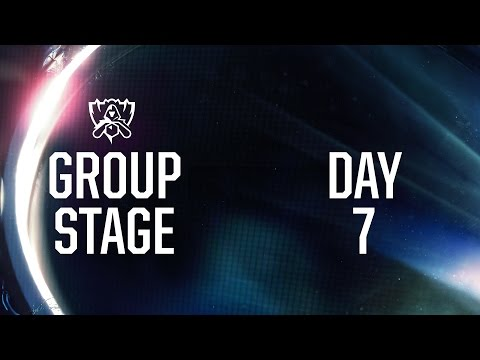 Worlds Tonight 2016: Group Stage Day 7