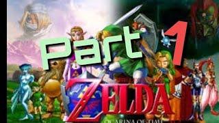 Legend of Zelda Ocarina of Time - LINK'S ADVENTURE!