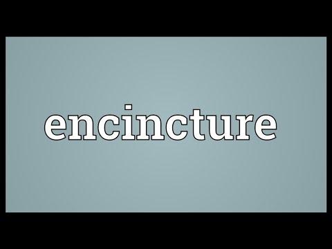 Header of encincture