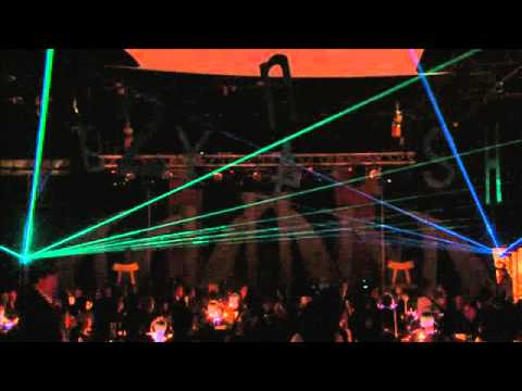 2010/11 NSTF-BHP Billiton Awards - Laser Show