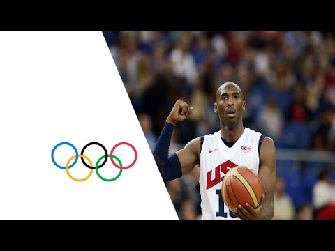 Basketball Men's Quarterfinals - United States v Australia -  London 2012 Olympic Games Highlights