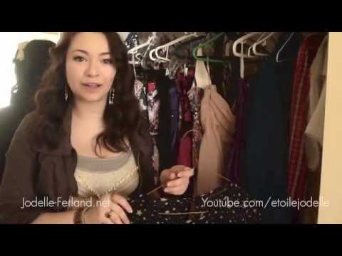 At Home with Actress Jodelle Ferland