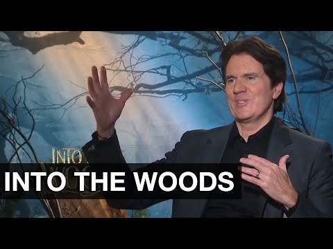 Into The Woods Interview - Director Rob Marshall