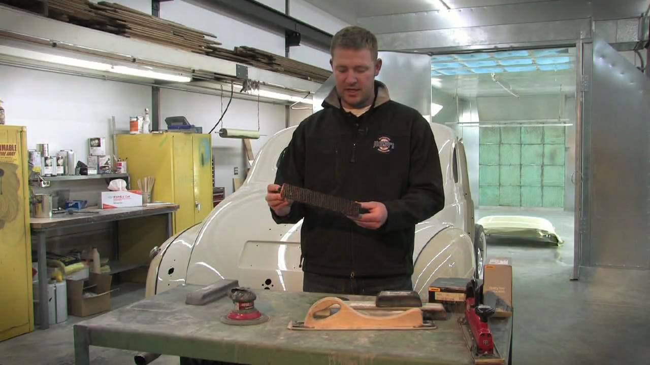 Auto Body Sanding Tools Auto Body Sanding Tools