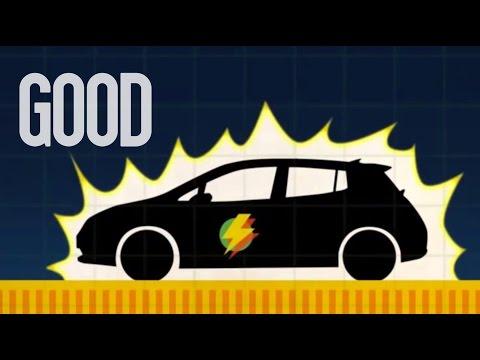 Infografika - Sve što trebate znati o električnim automobilima