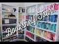 2018 BOOKSHELF TOUR!