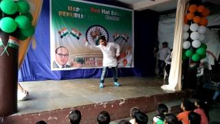 RED HAT EDUCATION CENTER  BY 26 JANUARY ANNUAL FUNCTION  PART-17(Kich meri poto), surat