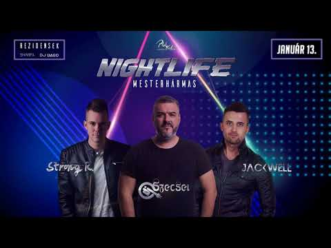 Dj Szecsei - 2018.01.13. - NIGHTLIFE Mesterhármas - Pletycafesec, Tata - Saturday
