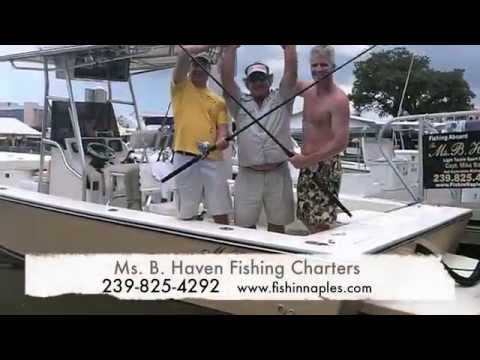 Naples Fishing with Captain Mike Bailey