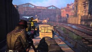 AC Syndicate - Train Hideout: Hullo, Mr. Gatling (No HUD/No Damage)
