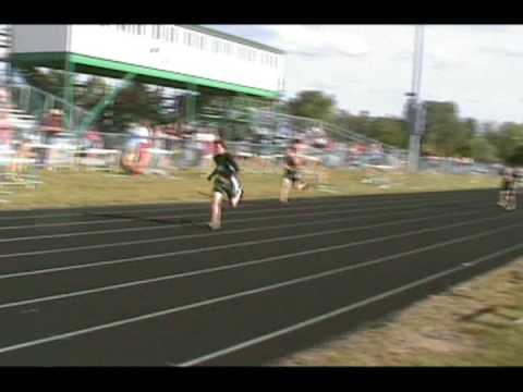 Tripp Middle School Track 2009