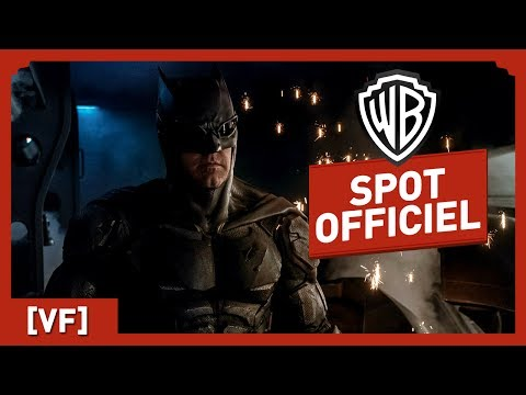 Justice League - Spot Officiel