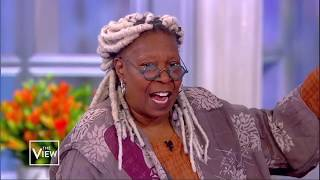 Whoopi Goldberg on Family's Lasagna-Gate | The View