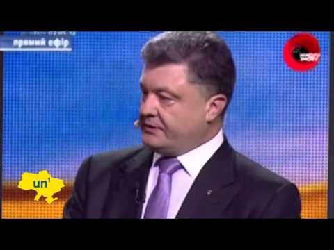 Ukrainian Presidential Election Debates: Poroshenko regrets Ukraine's unilateral nuclear disarmament