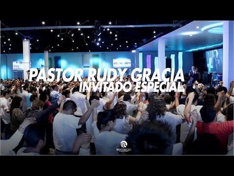 Invitado Especial   Pastor Rudy Gracia