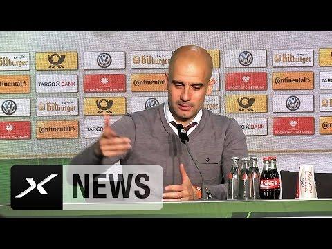 "Pep Guardiola adelt Philipp Lahm: ""Eine Legende!"" | FC Bayern München - Borussia Dortmund 4:3 i.E."