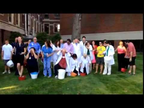 ALS Ice Bucket Challenge - Baystate Neurosciences & Rehabilitation Program
