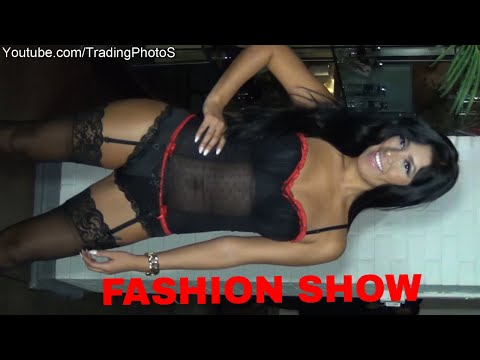 Sexy Runway Fashion Show, By Hillary Flowers Featuring Just Sexy video